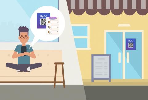 Video animato per App per la ristorazione