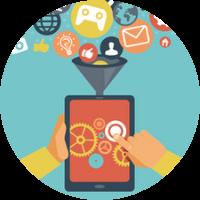 video animato per app e software