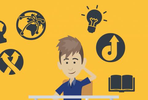 Video animato cartoon 2D per promozione attività di consulenza