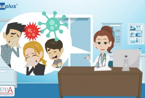 Video cartoon settore farmaceutici