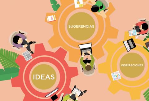 Video presentazione aziendale in lingua spagnola e stile infografica