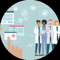 Video infografica settore salute